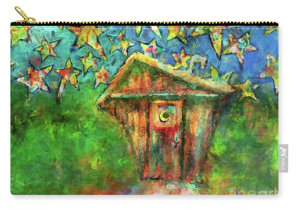 Kaleidoscope Skies Carry-all Pouch