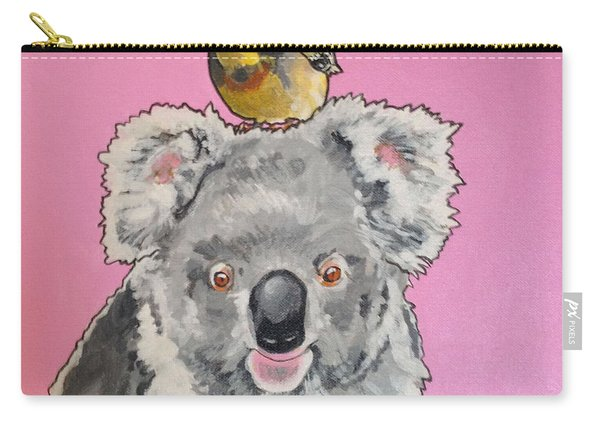 Kalman The Koala Carry-all Pouch