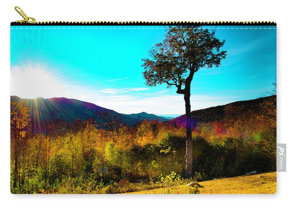 Kancamagus Sunset Carry-all Pouch