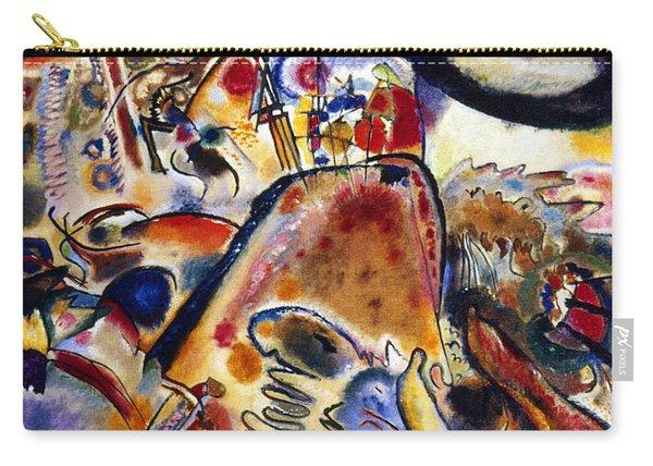 Kandinsky Small Pleasures Carry-all Pouch