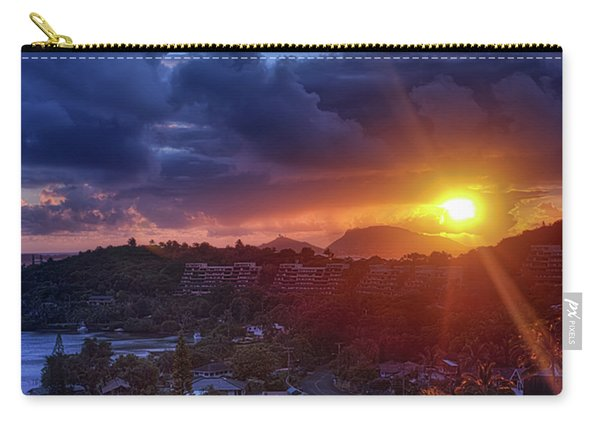 Kaneohe Sunrise Carry-all Pouch