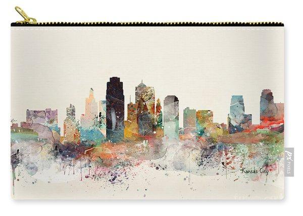Kansas City Missouri Carry-all Pouch
