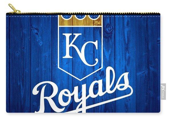 Kansas City Royals Barn Door Carry-all Pouch