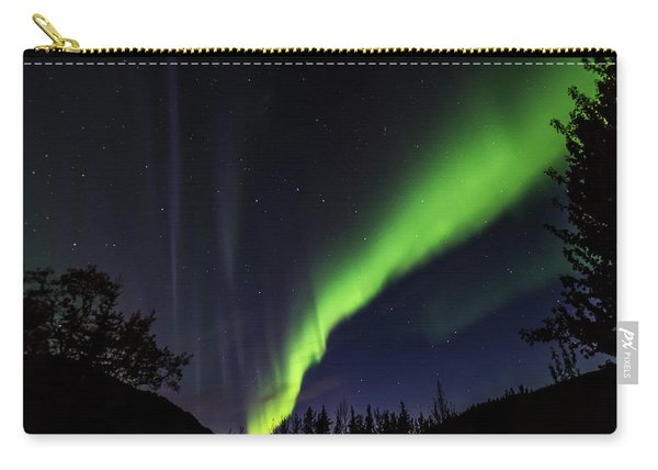 Kantishna Northern Lights In Denali National Park Carry-all Pouch