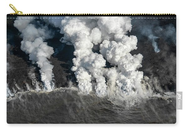 Kapoho Plumes Carry-all Pouch