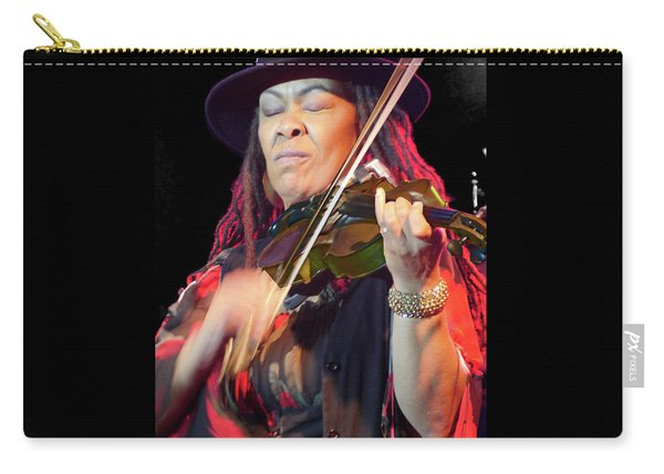 Karen Briggs 2017 Hub City Jazz Festival - In The Moment Carry-all Pouch