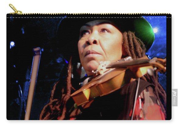Karen Briggs 2017 Hub City Jazz Festival - Pause Carry-all Pouch