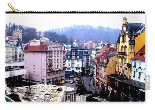 Karlovy Vary Cz Carry-all Pouch