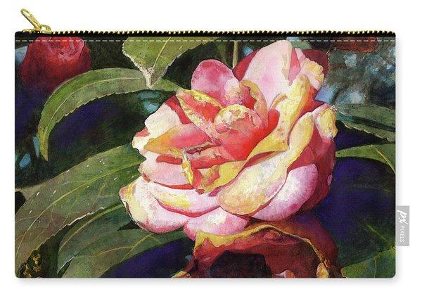 Karma Camellia Carry-all Pouch
