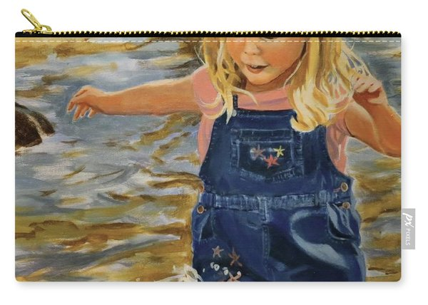 Kate Splashing Carry-all Pouch