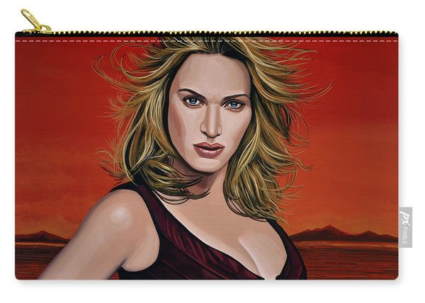 Kate Winslet Carry-all Pouch