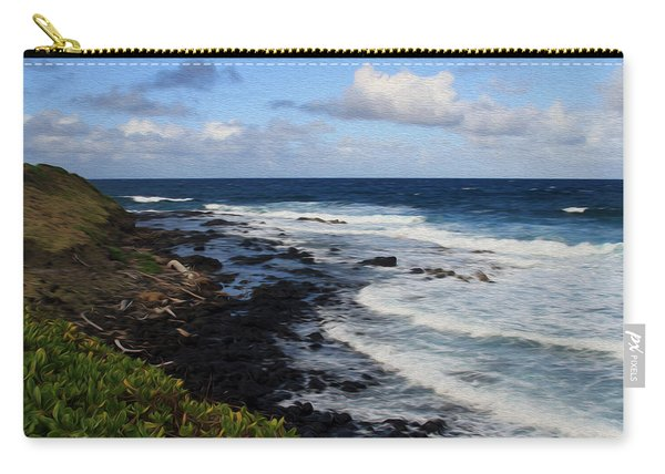 Kauai Shore 1 Carry-all Pouch