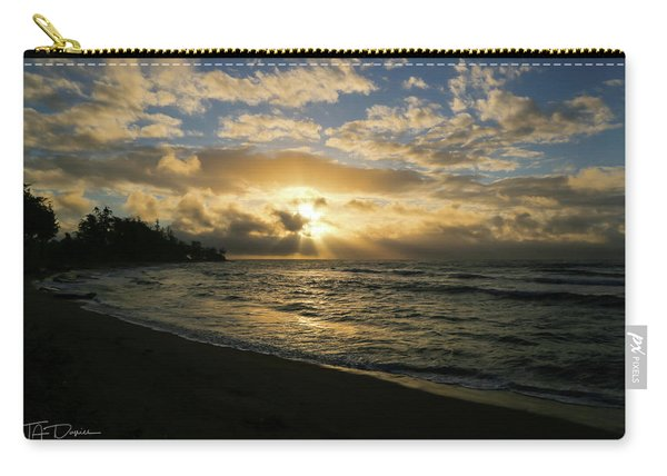 Kauai Sunrise Carry-all Pouch
