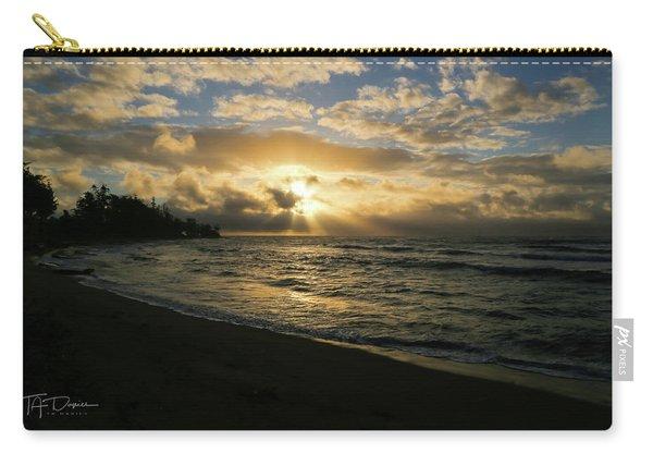 Kauai Sunrise Carry-all Pouch