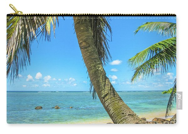 Kauai Tropical Beach Carry-all Pouch