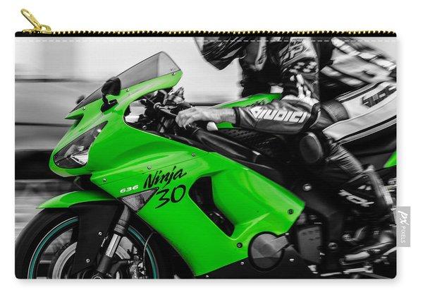Kawasaki Ninja Zx-6r Carry-all Pouch