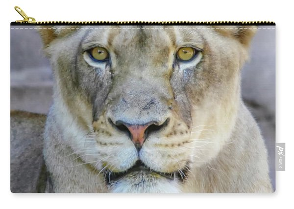 Kaya Portrait Carry-all Pouch