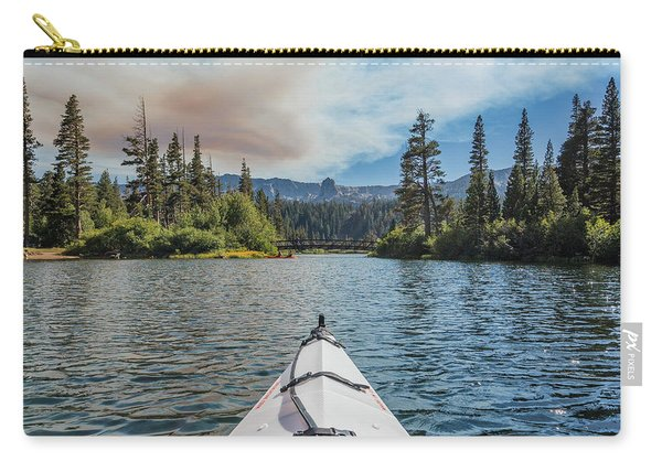 Kayak Views Carry-all Pouch