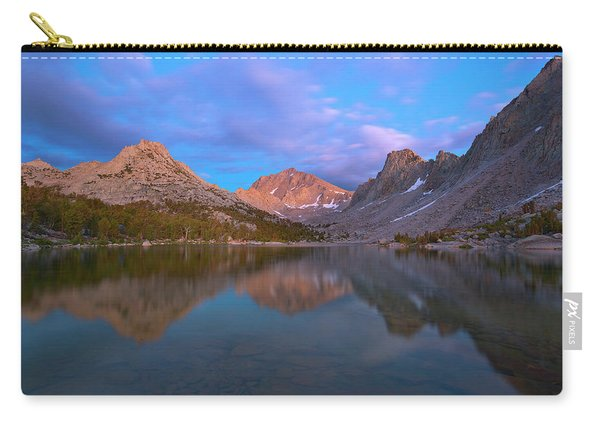 Kearsarge Lake Twilight Carry-all Pouch