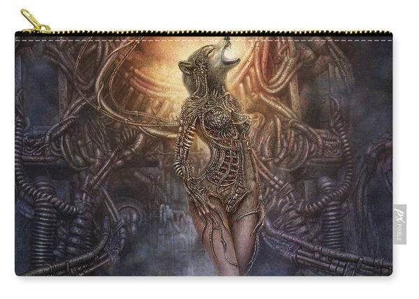 Kebechets Rebirth Carry-all Pouch