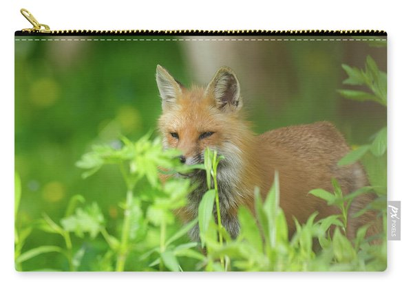 Keeping Watch Carry-all Pouch