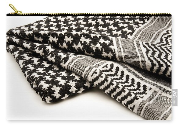 Keffiyeh Carry-all Pouch