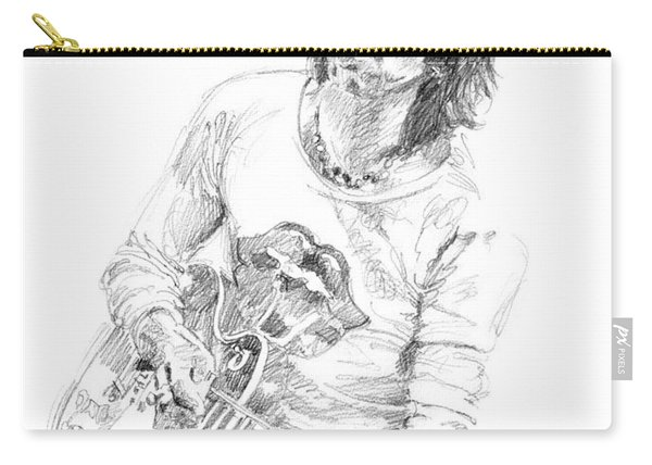 Keith Richards Exile Carry-all Pouch
