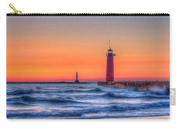 Kenosha Lighthouse Dawn Carry-all Pouch