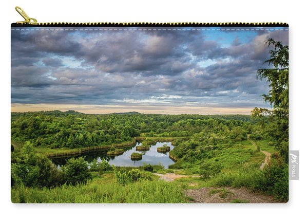 Kentucky Hills And Lake Carry-all Pouch