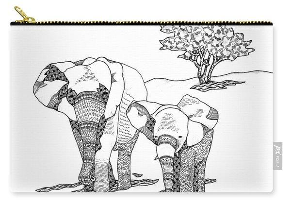Kenyan Walk Carry-all Pouch