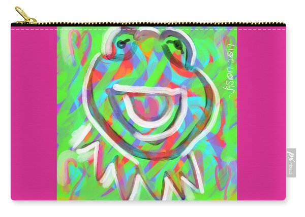 Kermit Carry-all Pouch