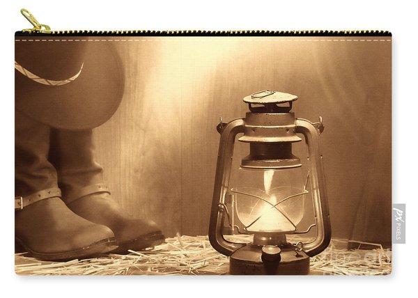 Kerosene Lamp Carry-all Pouch