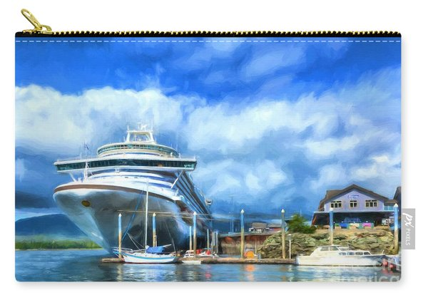 Ketchikan Harbor Carry-all Pouch