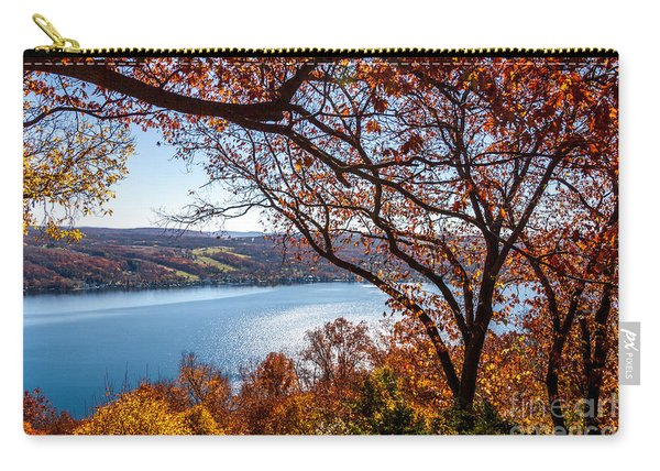 Keuka Lake Vista Carry-all Pouch