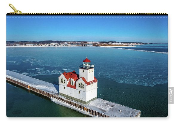 Kewaunee Lighthouse Carry-all Pouch
