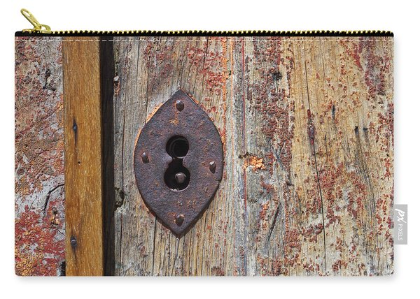 Key Hole Carry-all Pouch