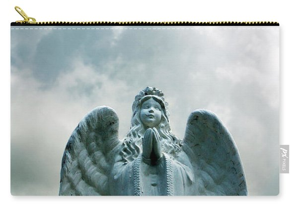 Key West Angel #5 Carry-all Pouch