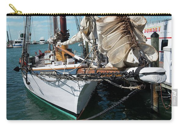 Key West Appledore Sailboat Carry-all Pouch