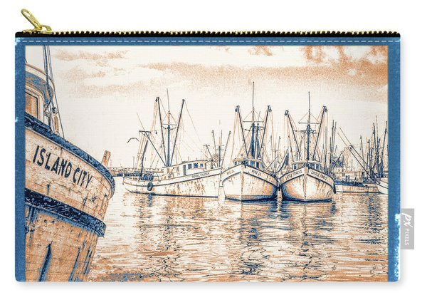 Key West Harbor, 1965 Carry-all Pouch