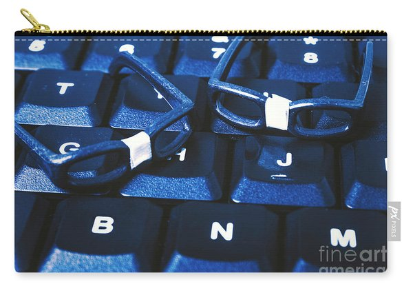 Keyboard Coders Carry-all Pouch