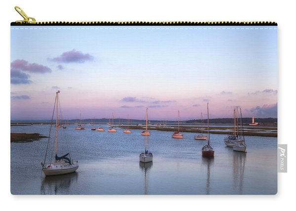 Keyhaven Salt Marshes - England Carry-all Pouch