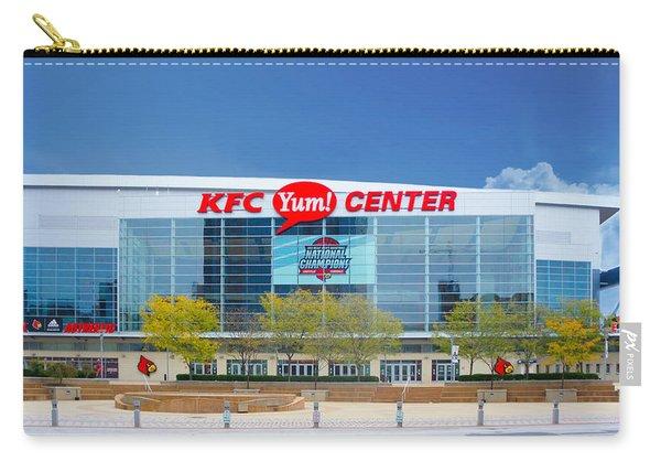 Kfc Yum Center, Louisville Carry-all Pouch