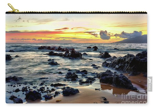 Kihei Sunset 2 Carry-all Pouch
