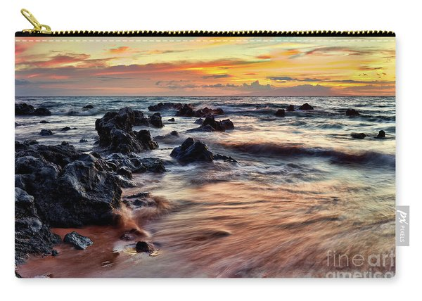 Kihei Sunset Carry-all Pouch