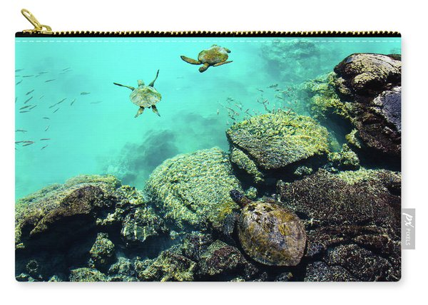 Kiholo Honu Carry-all Pouch
