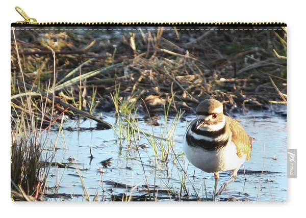 Killdeer Carry-all Pouch