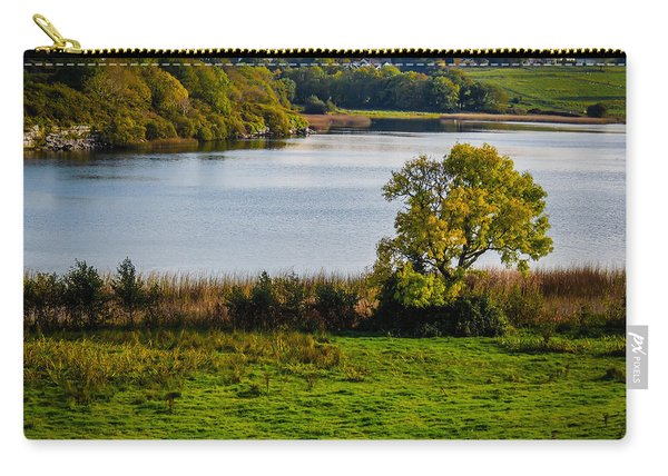 Killone Lake In County Clare, Ireland Carry-all Pouch