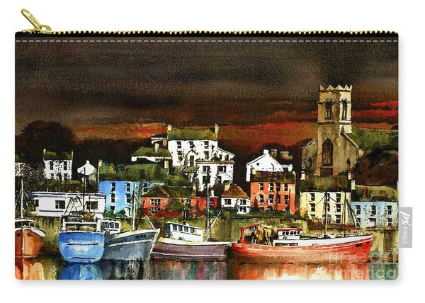 Killybegs Harbour, Donegal. Carry-all Pouch