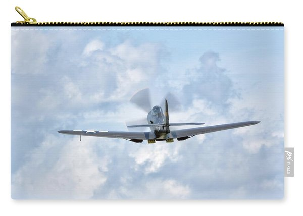 King Cobra Departing - 2017 Christopher Buff, Www.aviationbuff.c Carry-all Pouch