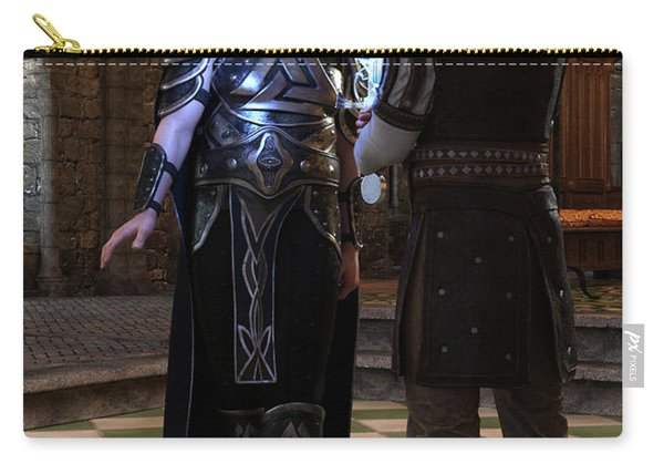 King Edward Carry-all Pouch